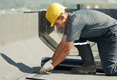 Cincinnati commercial roof repair
