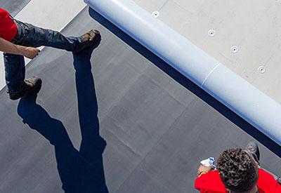 Cincinnati commercial roof replacement
